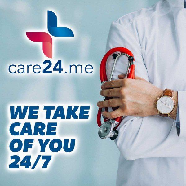 Care24.me Health Care Brand