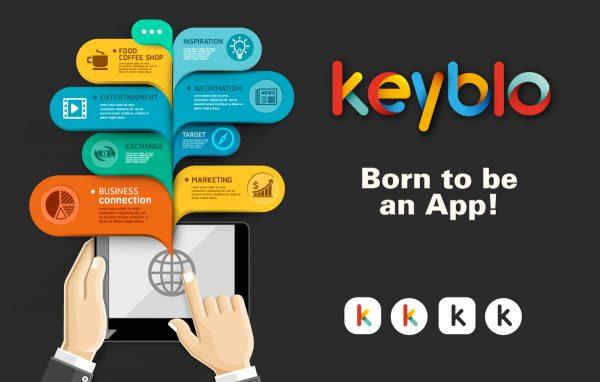 keyblo - Brand Name logo