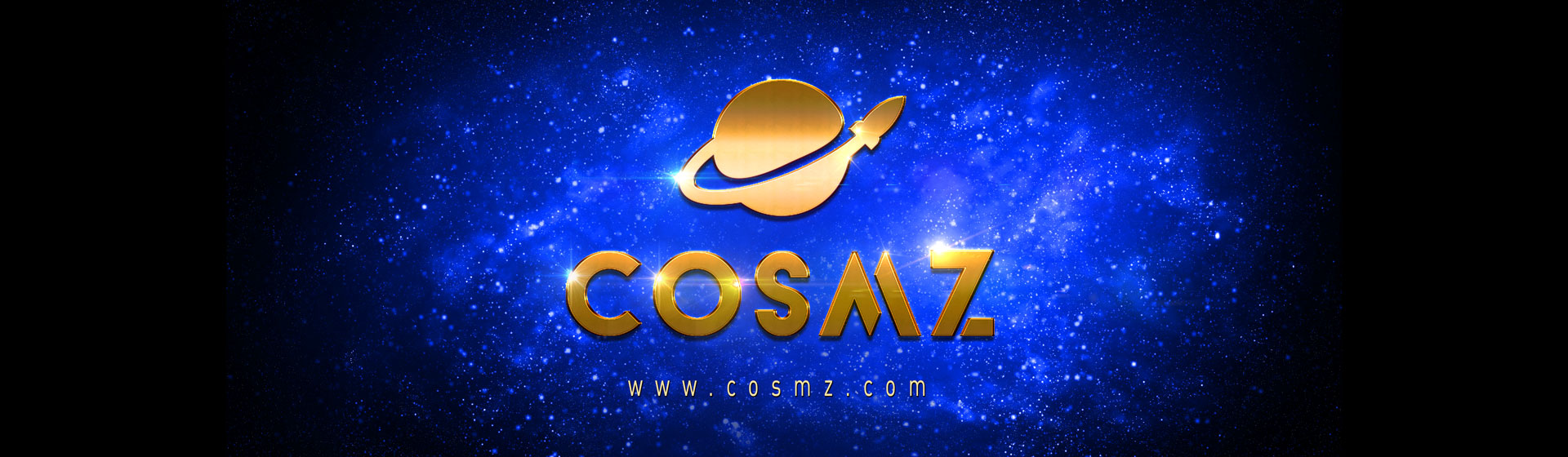 COSMZ Logo - Brand Name for sale