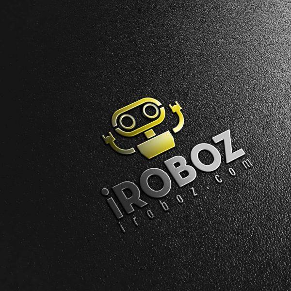 iRoboz logo - iroboz.com