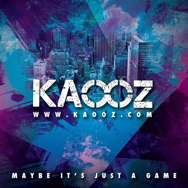 Kaooz Brand Logo Design