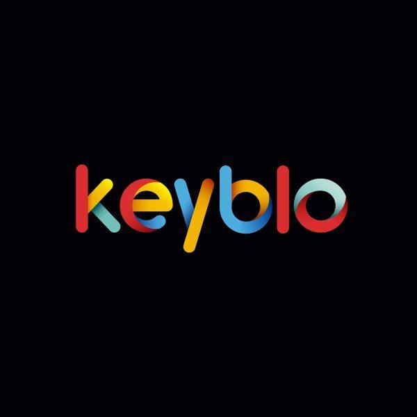 Keyblo Brand name logo
