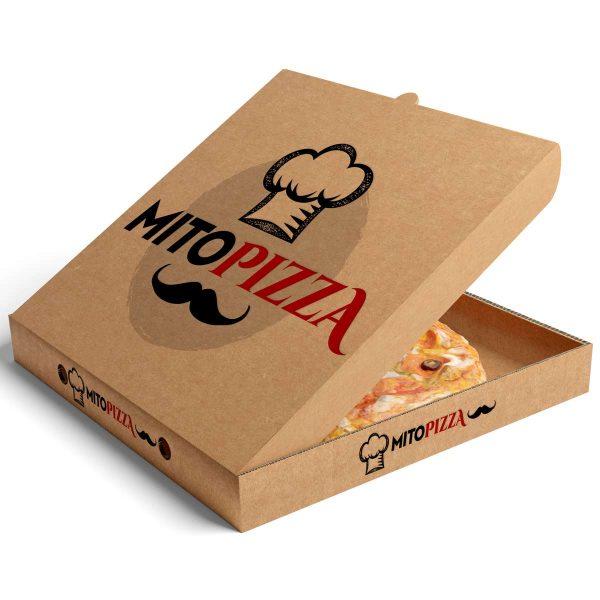 Mitopizza Brand Logo