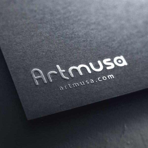 Artmusa Brand Logo Design
