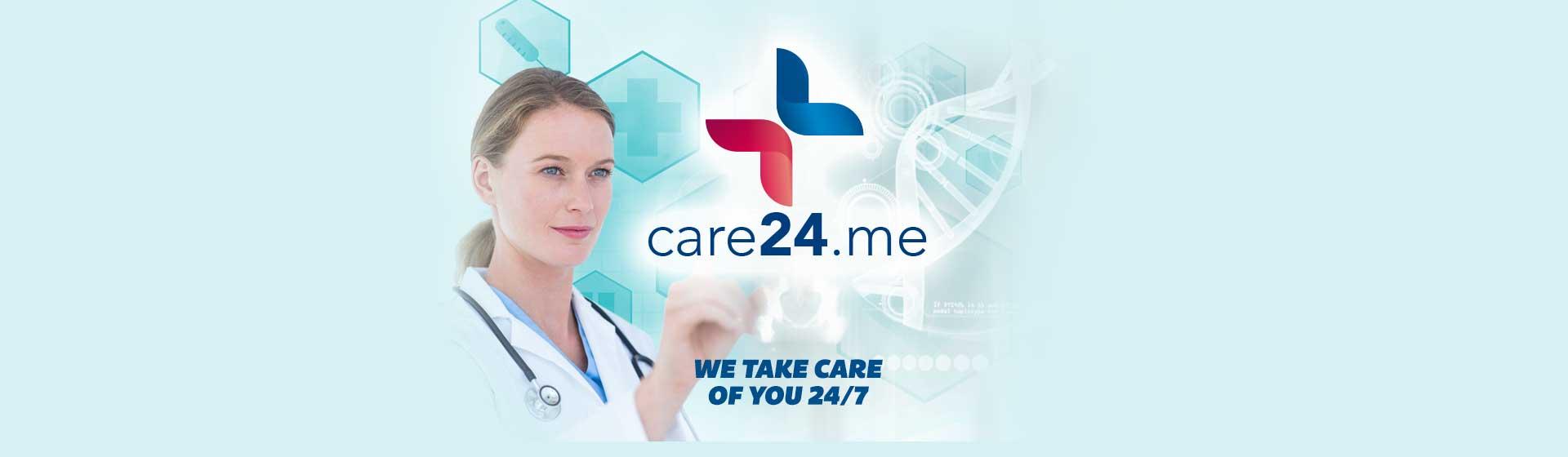 care24.com brand logo