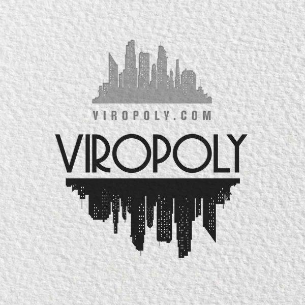 Viropoly Brand Name Design