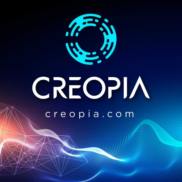 Creopia - New Creative Worlds - Brand Name by Brandizle