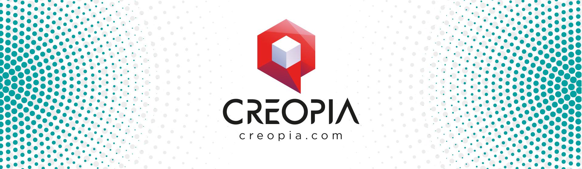 Creopia - Brand Design by Brandizle