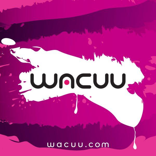 Wacuu - Brand Logo Design by Brandizle