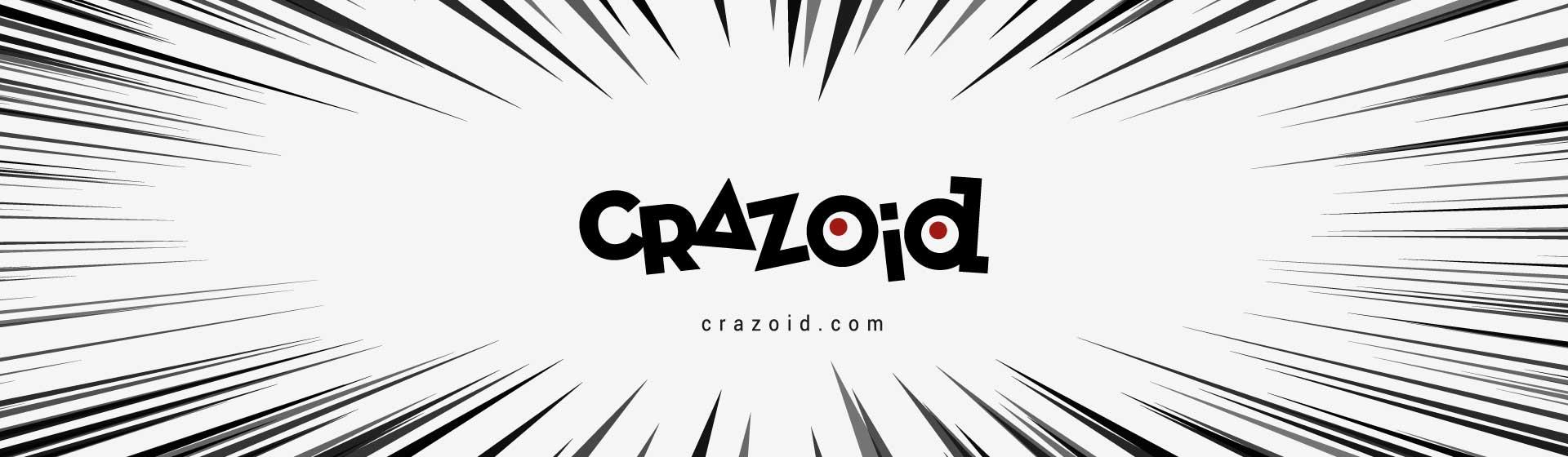 Crazoid.com - Brand Name design by Brandizle