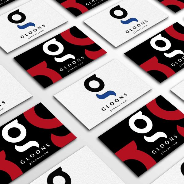 Gloons - Branding design by Brandizle