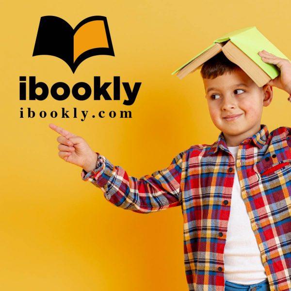 ibookly.com Brand Design by Brandizle