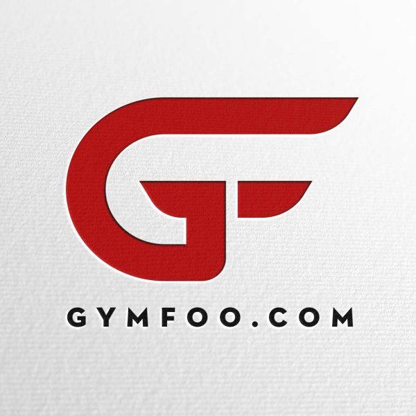 Gymfoo - logo design by Brandizle