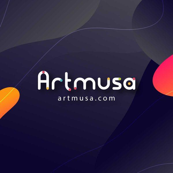 Artmusa Branding design by Brandizle