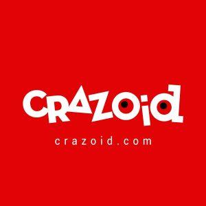 Crazoid - Branding design by Brandizle