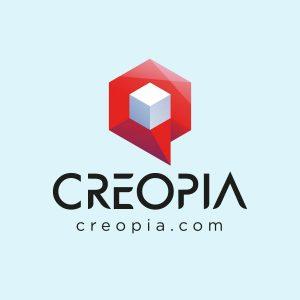 Creopia - Creative brand design by brandizle