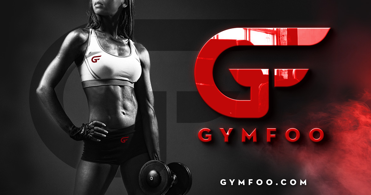 Gymfoo - Branding design by Brandizle