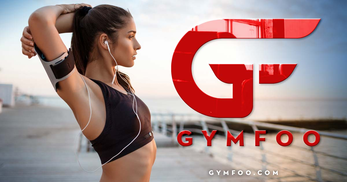Gymfoo - branding for sale