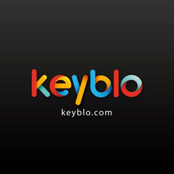 keyblo - branding design by brandizle