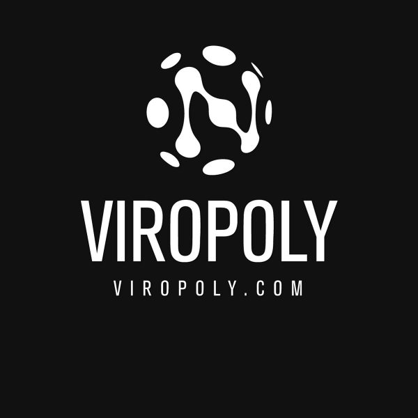 viropoly - Branding design by brandizle
