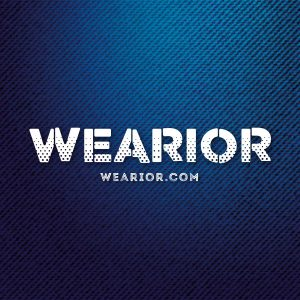 Wearior - branding design by Brandizle