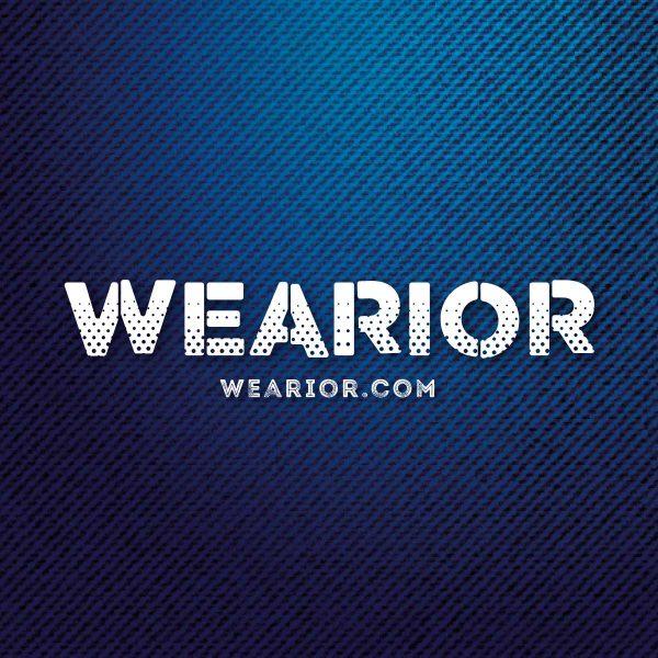 Wearior - branding design by Brandizle