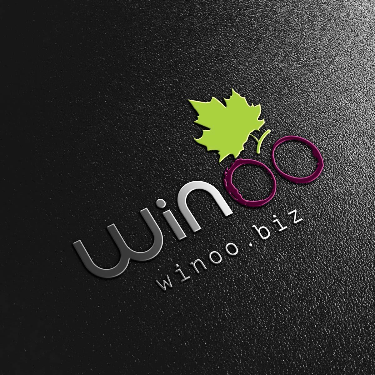 winoo - Mockup -Brand design by Brandizle