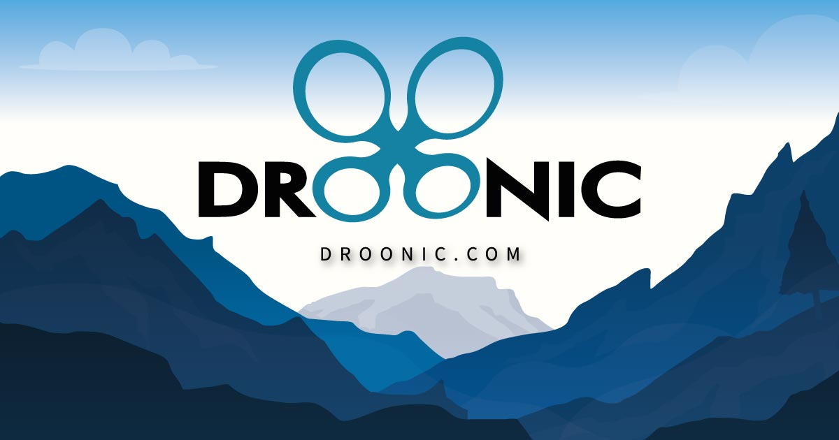 DROONIC - Drone Branding for sale - by Brandizle