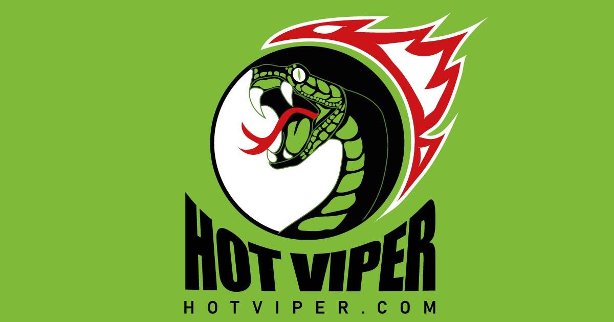 Hot Viper - Branding Design