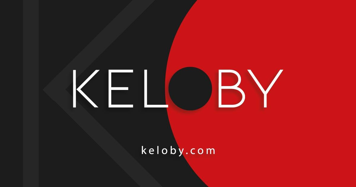Keloby.com - Branding Design