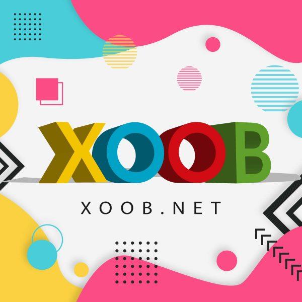 Xoob.net Branding Design